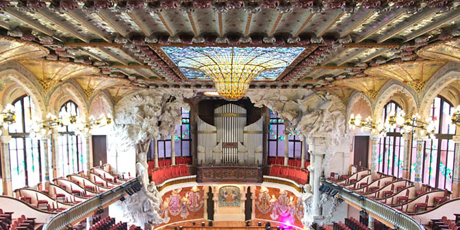 concertgebouw barcelona