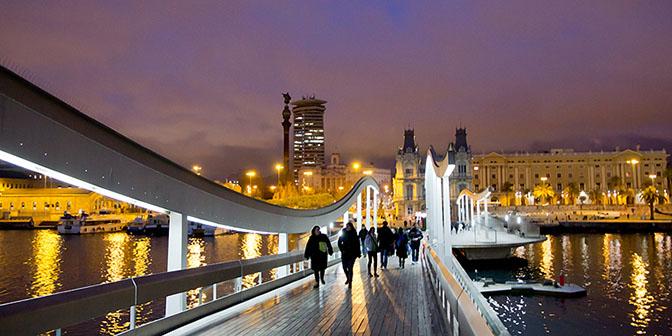 night life barcelona