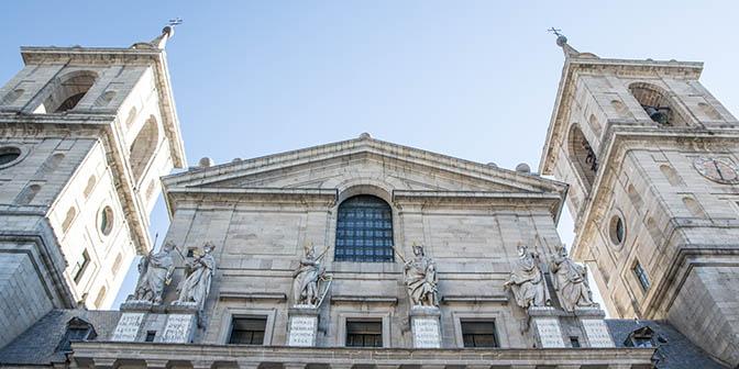 El Real Sitio de San Lorenzo el Real del Escorial