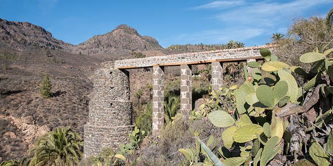 aquaduct fataga