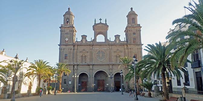 kathedraal gran canaria