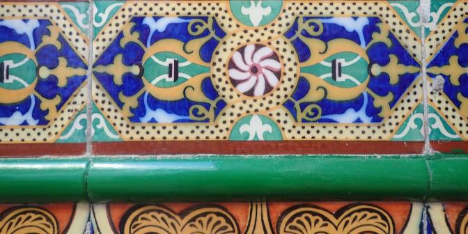 mozaiek gran canaria