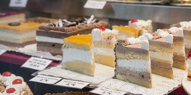 taart madrid