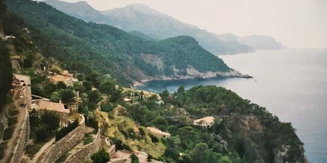 kust eiland mallorca