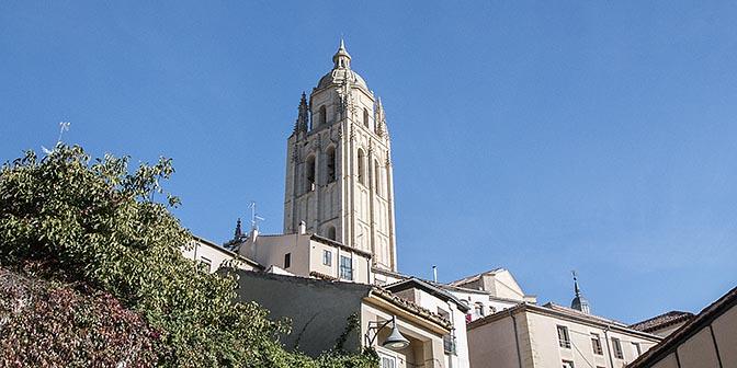 kathedraal segovia