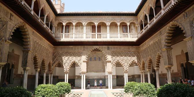 koninklijk paleis sevilla