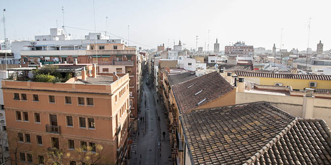 valencia stedentrip spanje