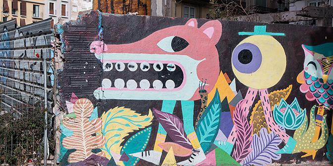 streetart valencia