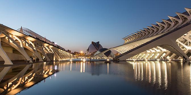 centrum voor cultuur en wetenschap in valencia