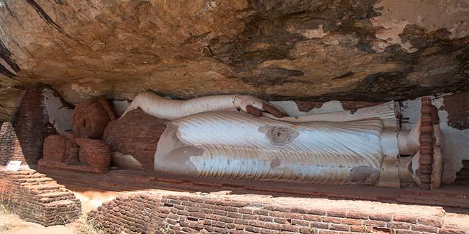 boeddha pidurangala