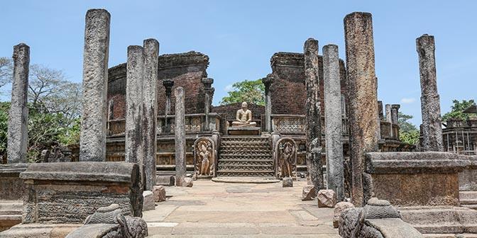 watadage polonnaruwa
