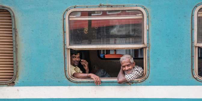 reizen trein sri lanka