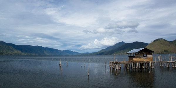 meer van Takengon aceh