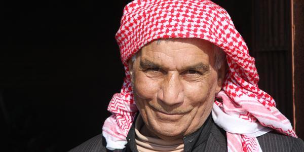man in hama