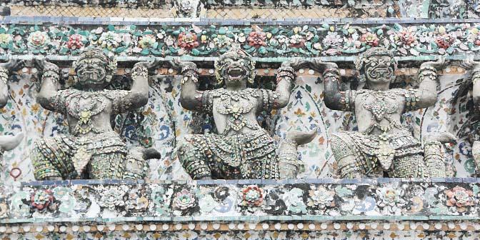 boeddhistische tempel thailand
