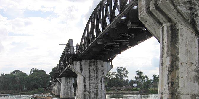 river kwai excursie