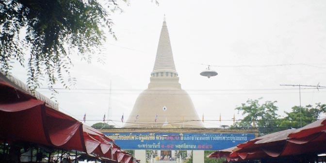 Nahkhon Pathom thailand