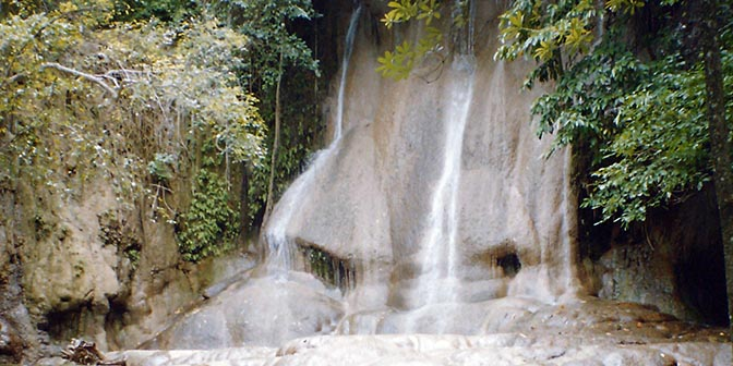 nam tok waterval