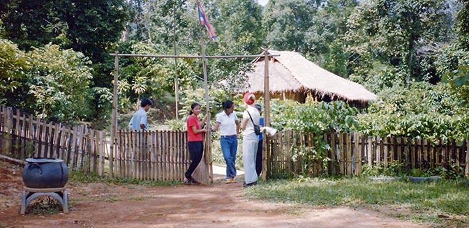 akha dorp