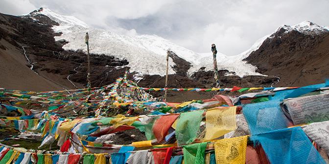 gebedsvlag tibet