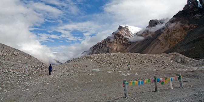 hike tibet