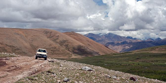 off road tibet