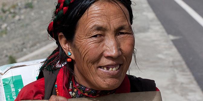 nomaden tibet