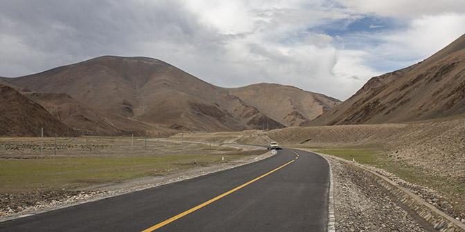 frienship highway tibet