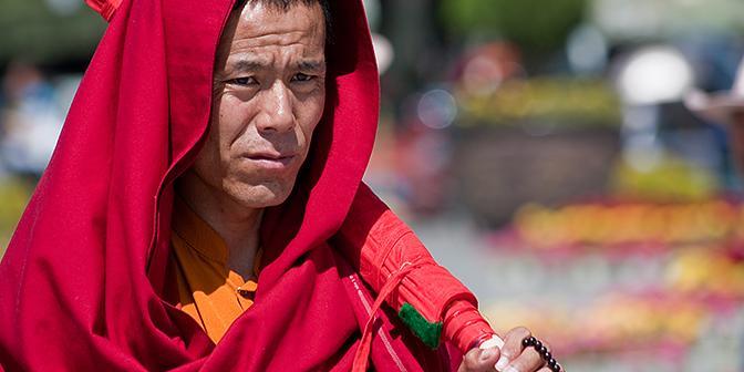 lhasa monnik tibet