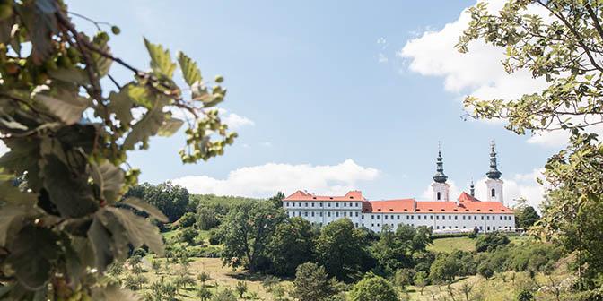 strahov klooster praag