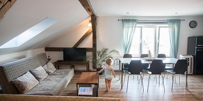 appartement west-bohemen