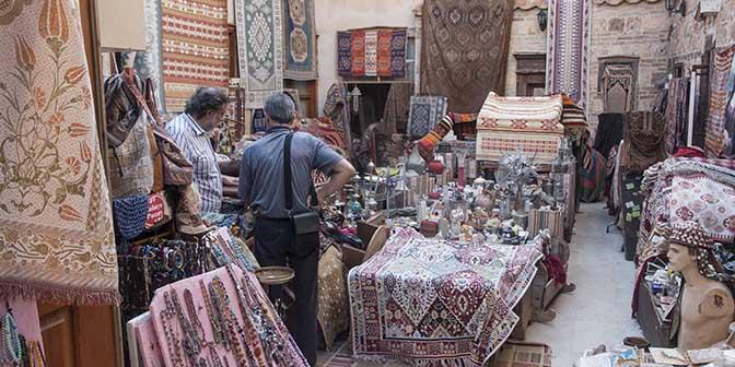 bazaar antalya turkije