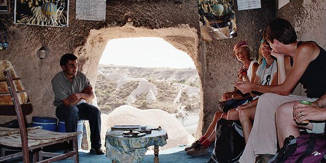 grotwoning cappadocie