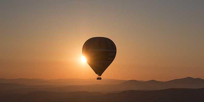 cappadocie ballon