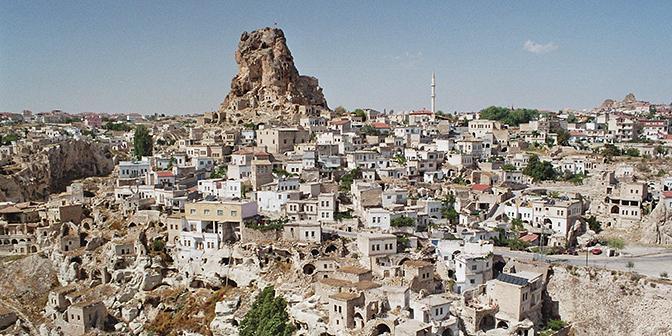 burcht cappadocie