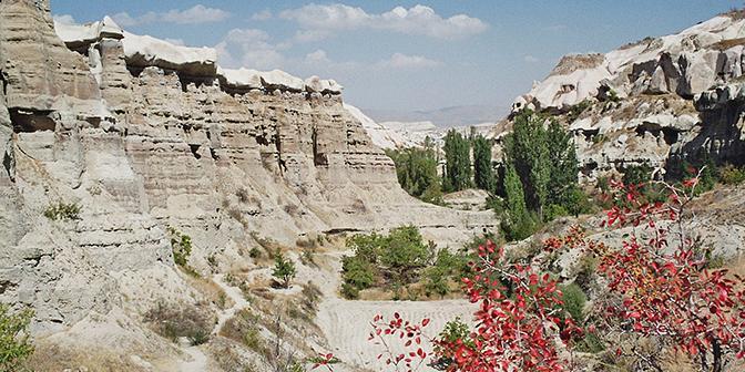 wandelvakantioe cappadocie