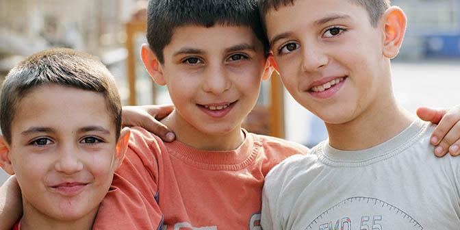 vakantie turkije kinderen