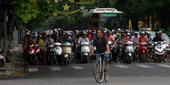 verkeer hanoi