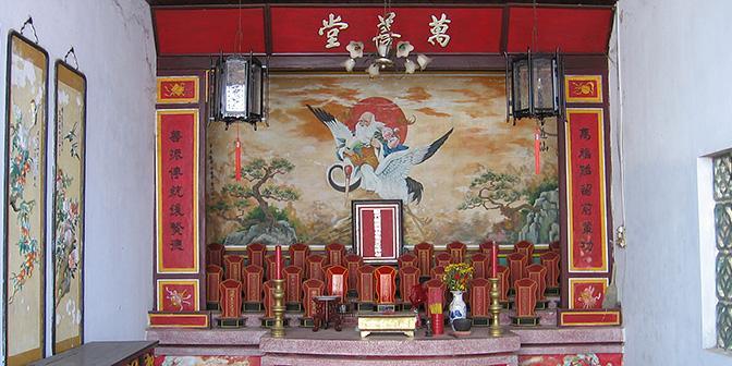 tempels hoi an