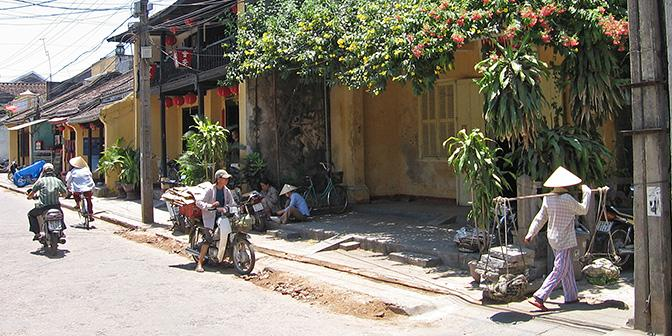 hoi an vietnam backpacken