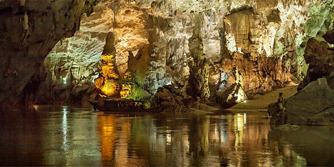 phong nha grotten