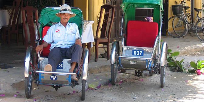 fiets vietnam