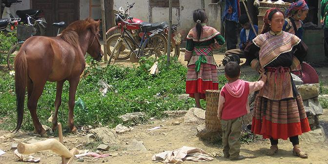 sapa hill tribe