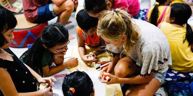 vrijwilligerswerk vietnam kinderen