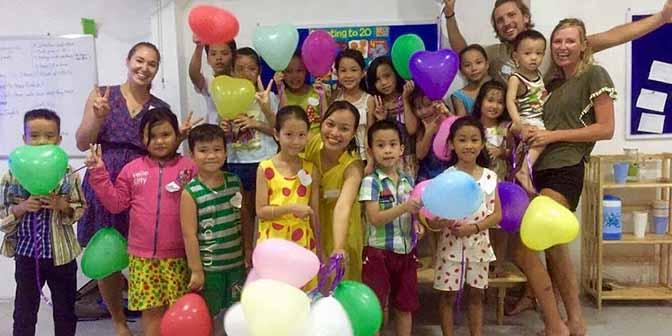 engelse les vietnam