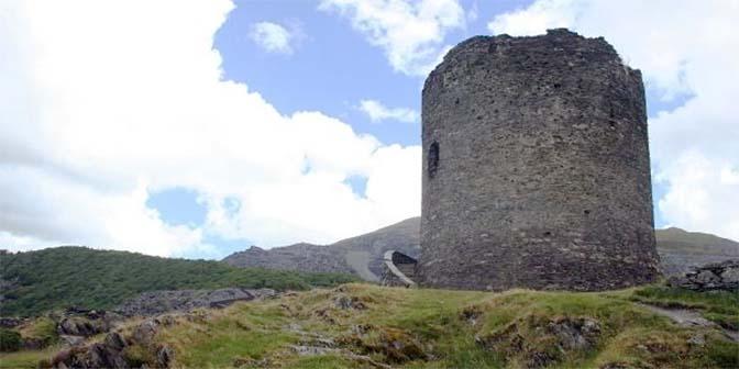 Dolbadarn Castle wales rondreis