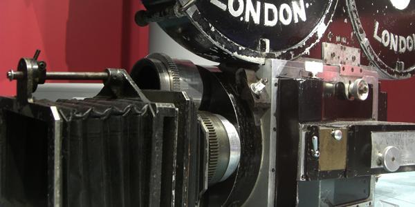 oude camera in bradford