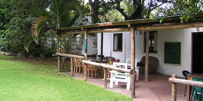 hostel zuid-afrika