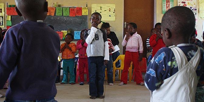 school zuid-afrika
