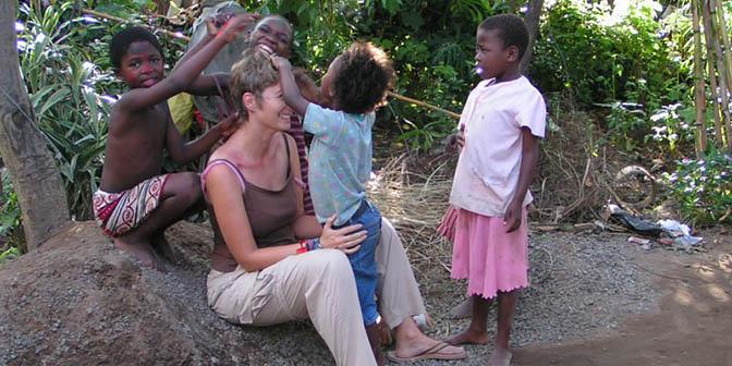 vrijwilligerswerk township